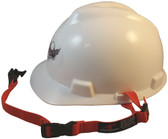 Ty-Flot hard hat straps ~ Illustration 1