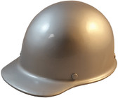 Skullgard Cap Style With STAZ ON Suspension Silver  - Oblique View