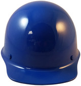 Skullgard Cap Style With STAZ ON Suspension Blue - Front View