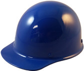 Skullgard Cap Style With Swing Suspension Blue - Oblique View
