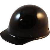 Skullgard Cap Style With Swing Suspension Black ~ Oblique View