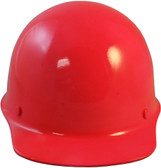 MSA Skullgard Cap Style With STAZ ON Suspension Neon Pink - Front View