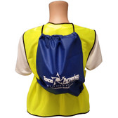Hard Hat Tote Carry-All Bag - Blue