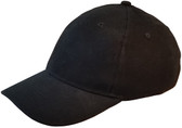 ERB Soft Cap (Cap and Insert) Black - Oblique View