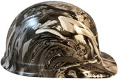 Dream Girls Hydro Dipped Cap Style Hard Hats  - Right Side View
