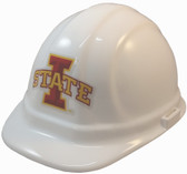 Iowa State Cyclones Hard Hats ~ Oblique View