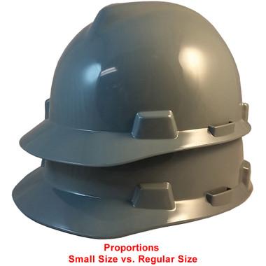 Proportions Small Size vs Jumbo Regular