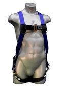Elk River™ Construction Plus© Harness - Front View