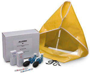Allegro Bitrex Respirator Fit Testing Kit, Part #AL-2041 Pic 1