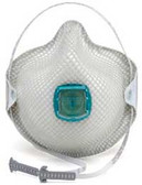 MOLDEX 2730 N100 Respirator with Handy Strap and Valve (5 per box), Part #MOL2730 pic 2