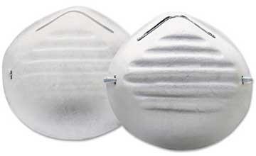 Gerson Nuisance Dust Masks (50 per box), Part #GER1501 Pic 1