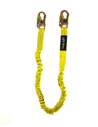 Elk River NoPac Shock Absorbing Lanyard 4 foot