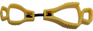 Glove Guard Clip Yellow Color Pic 1