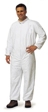 Promax Coveralls w/ Elastic Wrists, Ankles (Case 25)  pic 2