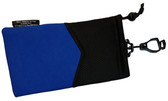 Glove Guard Storage Pouch 5 inch x 9 inch Blue Pic 1
