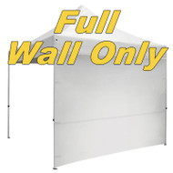 Blank Tent Full Wall