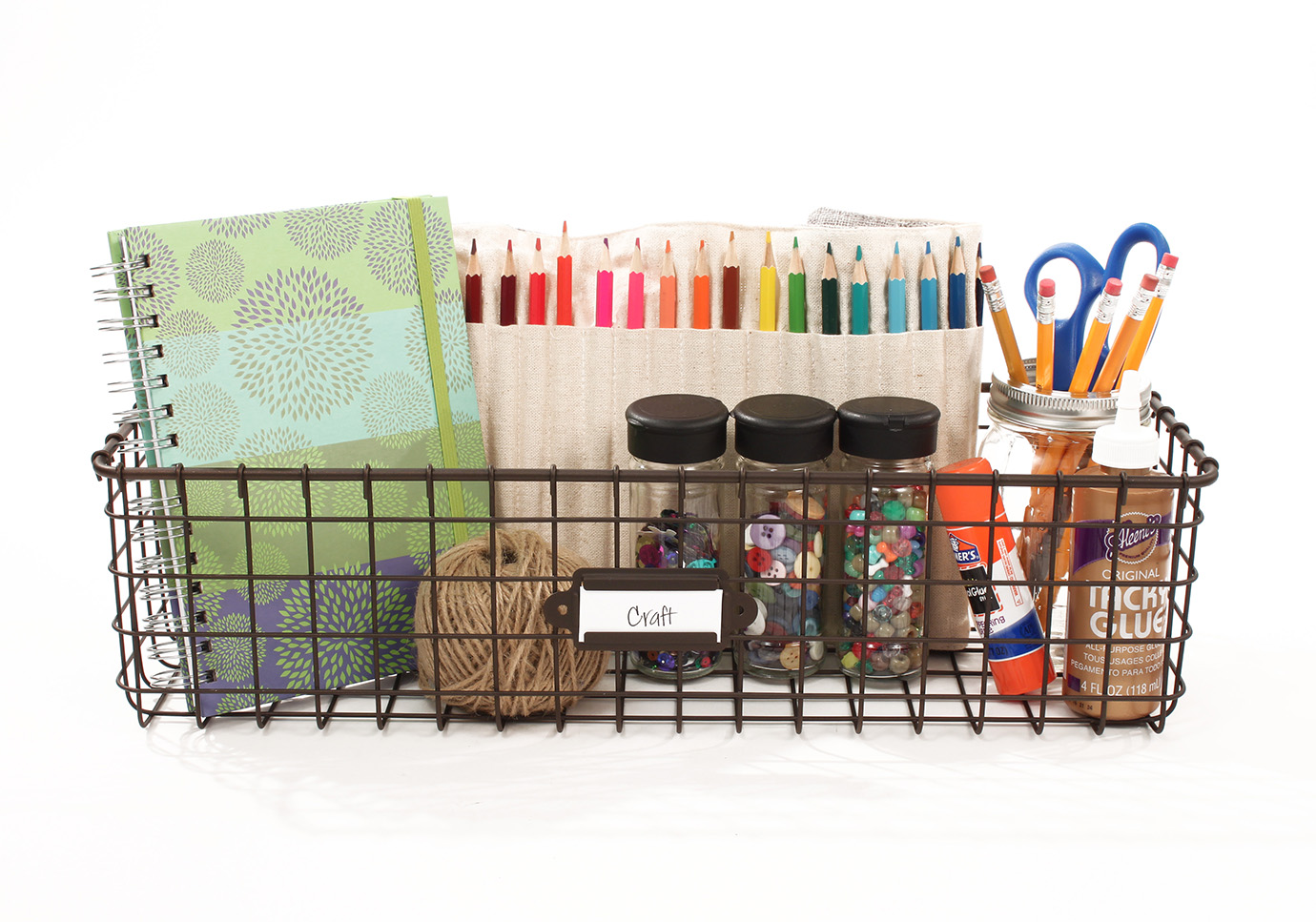 Over The Cabinet Basket Craft Room Organization Part 1 How To Store Organize Your Craft
