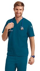 Mobb Unisex V-Neck Scrub Top Sku:606T