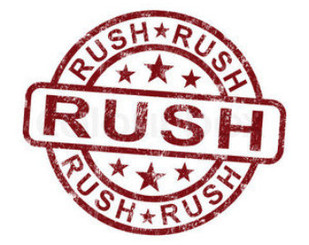 Super-Rush Processing with Highest Priority