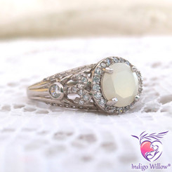 Celestial Dreams Breast Milk Ring