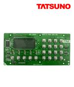 Tatsuno Keypad Assembly, Preset Keypad Board