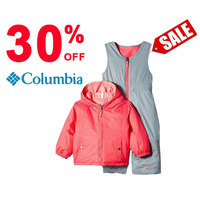 30% off ALL Columbia Clothing