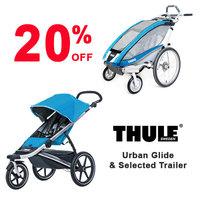 20% off Thule GEAR
