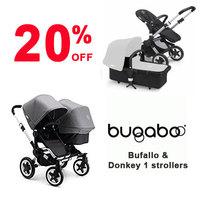 20% off Bugaboo Buffalo & Donkey