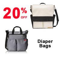 20% off Diaper Bags