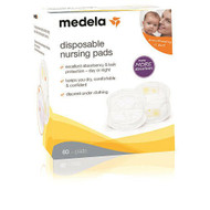 Medela Disposable Nursing Bra Pads 60Pcs