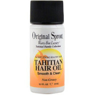 Original Sprout Tahitian Hair Oil 0.5oz