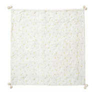 Petit Pehr Just Hatched Quilted Blanket