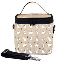 SoYoung Small Cooler Bag - Bunny Tile