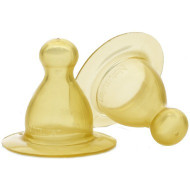 Natursutten Slow Flow Nipple 2 pack