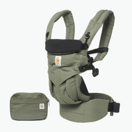 Ergobaby OMNI 360 Baby Carrier All in One  - Khaki Green