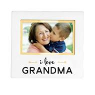 """Pearhead Frame - """"I love Grandma"""""""