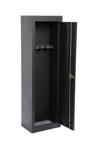 901 - 5 Gun Metal Security Cabinet