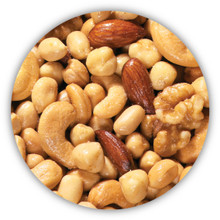 Mixed Nuts Salted