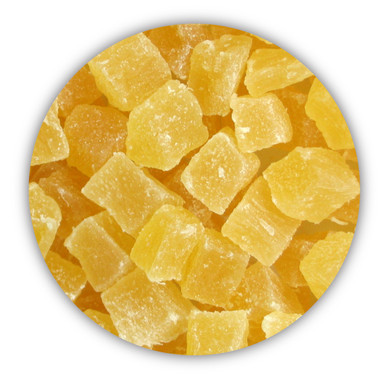 Pineapple Dehydrated  Chunks Box  5#