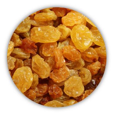 Raisins California Fancy Golden  5#