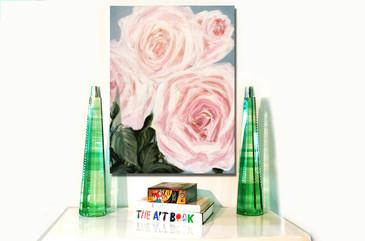 """""""Big Pink Roses"""""""