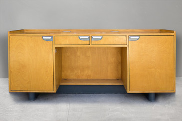 SOLD - Walt Disney Animation Studios Credenza Desk by KEM Weber