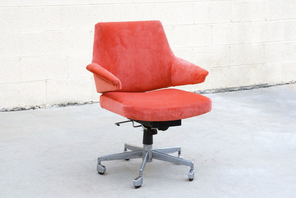 SOLD - Danish Modern Desk Chair by Jacob Jensen for Labofa & SOLD - Danish Modern Desk Chair by Jacob Jensen for Labofa - Rehab ...