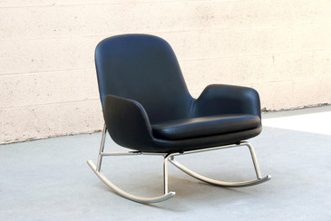 Danish Modern Rocking Chair by Simon Legald for Normann Copenhagen