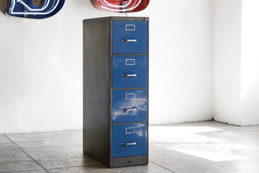 1960s Steelcase Vertical Filing Cabinet, SPECIAL ORDER