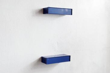 SOLD - Blue Dash Neon Channel Symbols