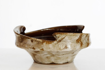 SOLD  - Studio Pottery Ceramic Bowl, Vintage 1970s