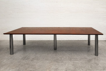 SOLD - Massive Contemporary Conference Table, 1990s