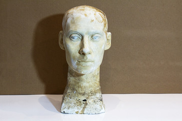 SOLD - Ralph Pucci Mannequin Mold, Ahn Duong, 1989