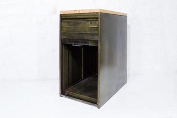 "SOLD - ""Mini"" Industrial Storage Unit"